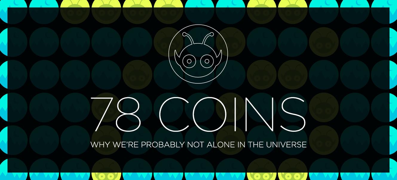 78 Coins – Josh Worth Art & Design
